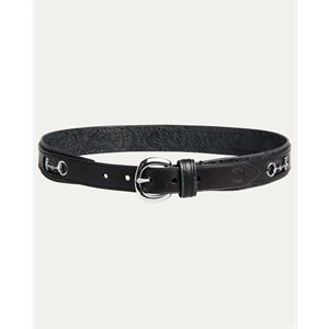BELT NOBLE W /  BLACK BIT