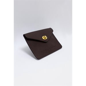 NOEL ASMAR BELT PURSE BLACK GOLD