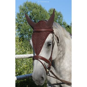 BONNET POINTU AVEC FESTON CHEVAL REGULIER  TALISMAN