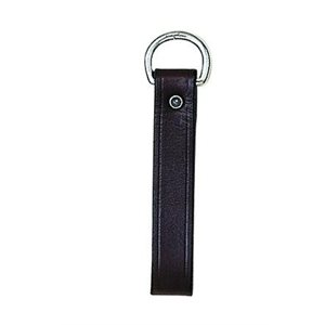 LEATHER GIRTH LOOP HAVANA            3752H