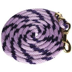 5 / 8X10' PREMIUM POLY LEAD (PINK YELLOW PURPLE)
