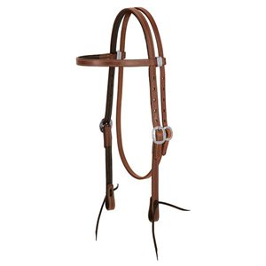 PROTACK HEADSTALL BLACK