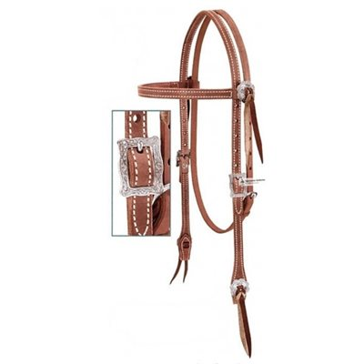 STOCKMAN BROWBAND HEADSTALLS