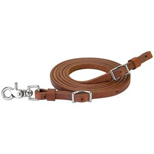 PROTACK OILED ROPER REINS 1 / 2X8'