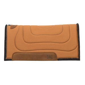 TAPIS SELLE DE TRAVAIL RANCH TAN 32X32 WEAVER TAN