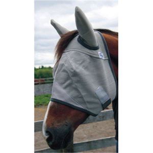FLY MASK CANADIAN HORSEWARE WITH EARS
