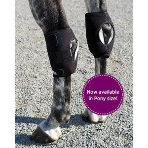 HOCK WRAP -PAIR W 6 COLD INSERT ICE HORSE