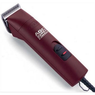 ANDIS PRO CLIPPER SUPER 2 SPEED MAROON