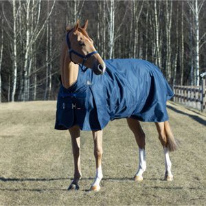 WINTER RUG HORZE AVALANCHE 1200D HEAVY WEIGHT TURNOUT NAVY