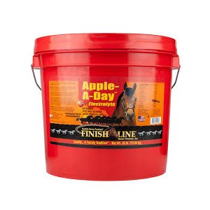 APPLE-A-DAY ELECTROLYTE FINISH LINE