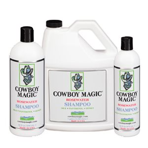 COWBOY MAGIC SHAMPOO ROSEWATER