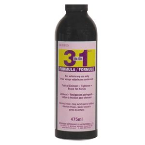 BUCKLEY 3 EN 1 LINIMENT 475 ML