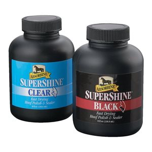 ABSORBINE SUPERSHINE POLI POUR SABOT 240 ML