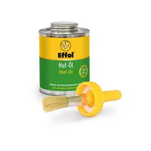 EFFOL HOOF OIL WITH BRUSH 475 ML