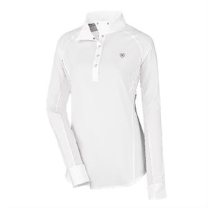 ARIAT SHIRT AERO SHOW SHIRT WHITE
