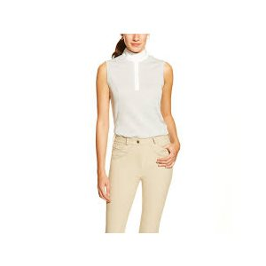 APTOS SLEEVELESS SHOW TOP BLANC XS
