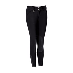 PANT PIKEUR CIARA KNEE PATCH NAVY