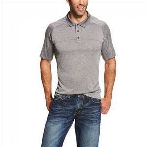 ARIAT CHANDAIL POLO HOMME CHARGER